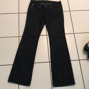 Ann Taylor jeans.